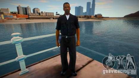 New C.R.A.S.H Police Officer для GTA San Andreas