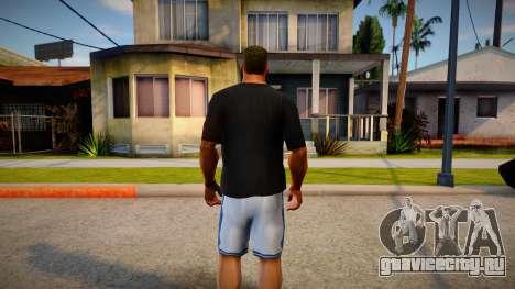 Hip-Hop Legends T-Shirt для GTA San Andreas