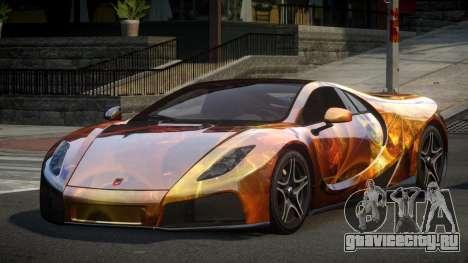 GTA Spano BS-U S4 для GTA 4