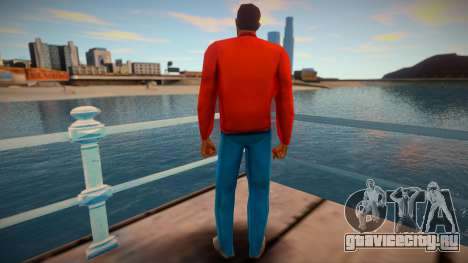 GTA VCS Peds Low Empire Vance Family v2 для GTA San Andreas