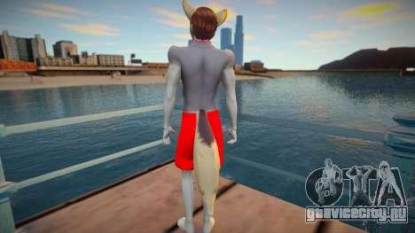 Random Furry Skin v3 для GTA San Andreas