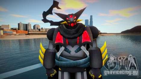 Super Robot Taisen Noir Getter Robo для GTA San Andreas