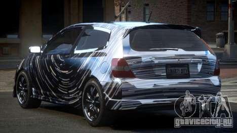 Honda Civic U-Style S6 для GTA 4