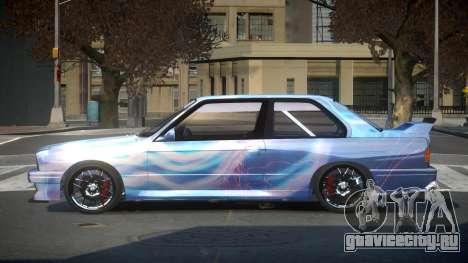 BMW M3 E30 GS-U S8 для GTA 4