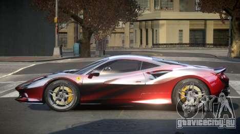 Ferrari F8 BS-R S6 для GTA 4