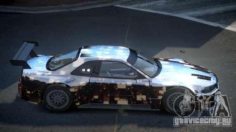 Nissan Skyline R34 US S4 для GTA 4