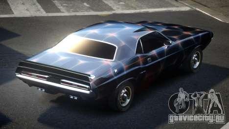 Dodge Challenger SP71 S3 для GTA 4