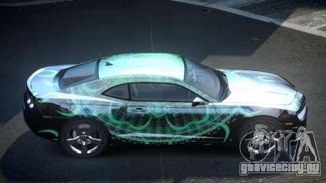 Chevrolet Camaro BS-U S7 для GTA 4