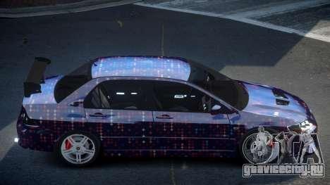 Mitsubishi Lancer VII PSI-U S5 для GTA 4