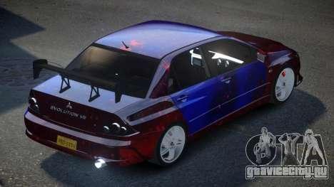 Mitsubishi Lancer VII PSI-U S6 для GTA 4