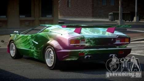 Lamborghini Countach GST-S S10 для GTA 4