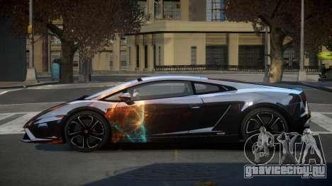 Lamborghini Gallardo IRS S2 для GTA 4