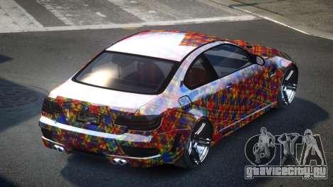 BMW M3 E92 US S9 для GTA 4