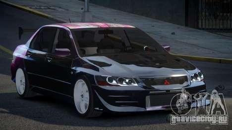 Mitsubishi Lancer VII PSI-U S1 для GTA 4
