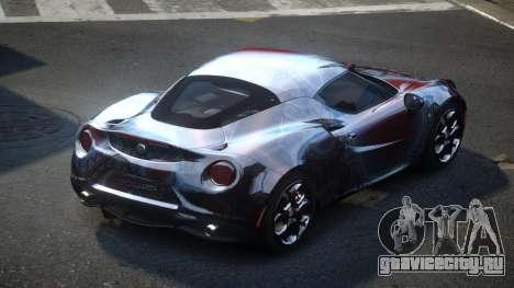 Alfa Romeo 4C U-Style S1 для GTA 4