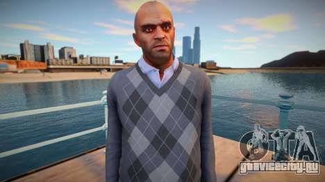 Тревор в свитере для GTA San Andreas