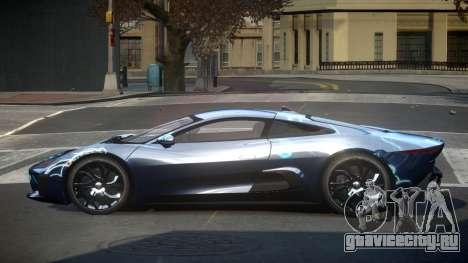 Jaguar C-X75 SP-U S4 для GTA 4