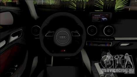 Audi S3 [IVF] для GTA San Andreas