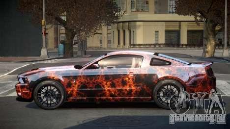 Shelby GT500 GST-U S6 для GTA 4