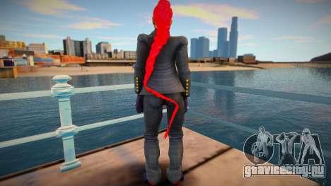Crimsom Viper (Street Fighter IV) v2 для GTA San Andreas