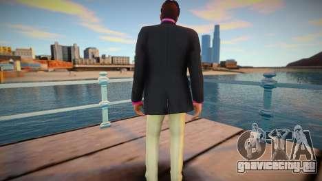 Guy 48 from GTA Online для GTA San Andreas