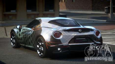 Alfa Romeo 4C U-Style S3 для GTA 4