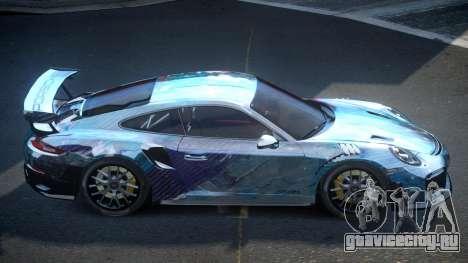 Porsche 911 GS GT2 S5 для GTA 4