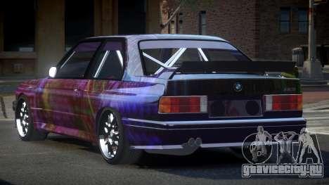 BMW M3 E30 GS-U S6 для GTA 4