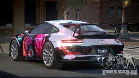 Porsche 911 BS GT3 S9 для GTA 4
