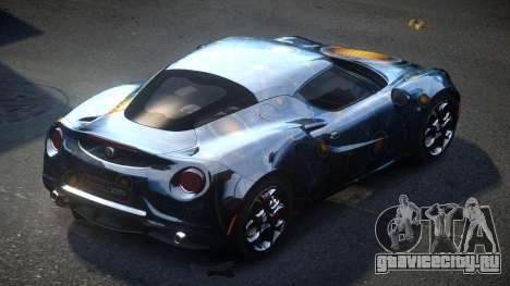 Alfa Romeo 4C U-Style S4 для GTA 4