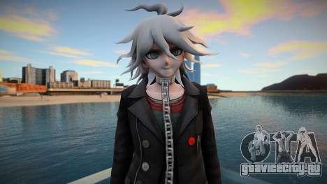 Nagito Komaeda (The Servant) from Danganronpa An для GTA San Andreas