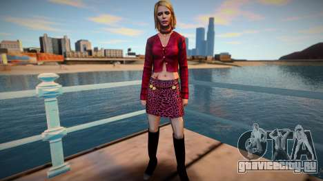 Silent Hill 2 Maria для GTA San Andreas