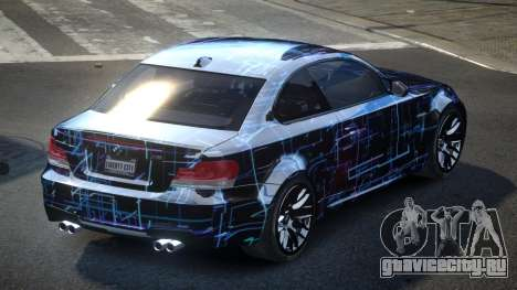 BMW 1M E82 SP Drift S6 для GTA 4