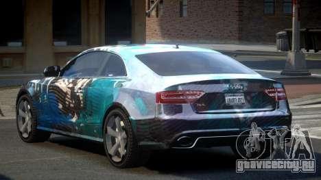 Audi RS5 BS-U S5 для GTA 4