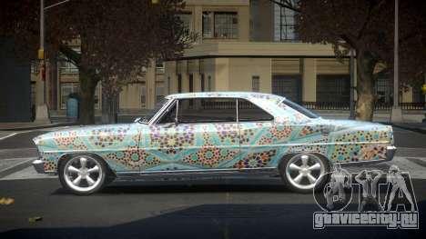 Chevrolet Nova PSI US S5 для GTA 4