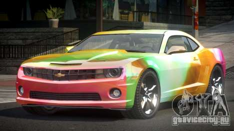 Chevrolet Camaro BS-U S5 для GTA 4