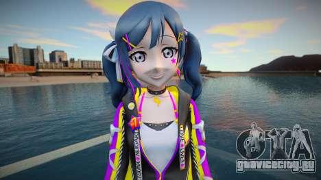 Setsuna Yuki - Pioneering a New World для GTA San Andreas