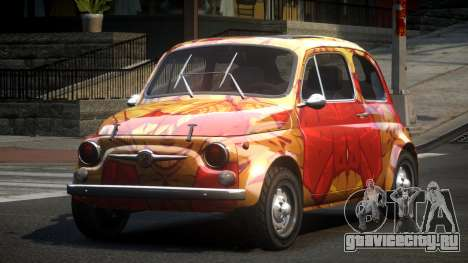 Fiat Abarth 70S S6 для GTA 4