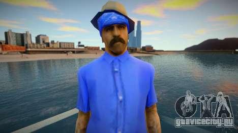 New sfr3 skin для GTA San Andreas