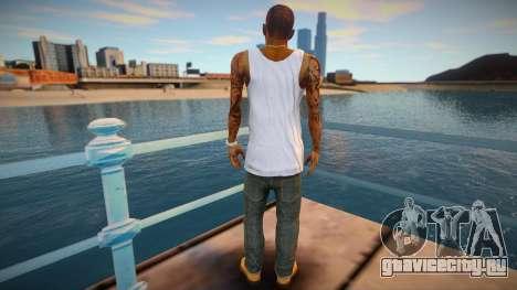 Chris Paul для GTA San Andreas