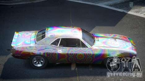 Plymouth Cuda SP Tuning S6 для GTA 4