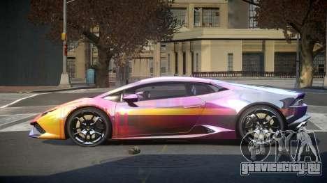 Lamborghini Huracan LP610 S8 для GTA 4