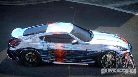 Nissan 370Z GS-R S8 для GTA 4