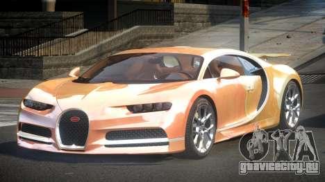 Bugatti Chiron BS-R S10 для GTA 4