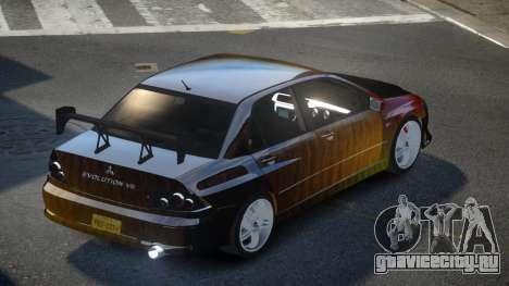 Mitsubishi Lancer VII PSI-U S7 для GTA 4