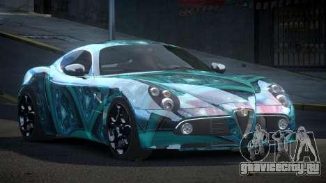 Alfa Romeo 8C US S6 для GTA 4