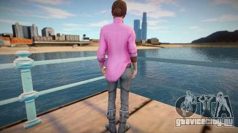 Kara skin для GTA San Andreas