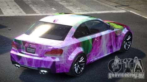 BMW 1M E82 SP Drift S10 для GTA 4