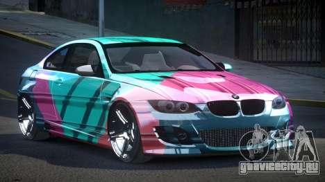 BMW M3 E92 US S6 для GTA 4