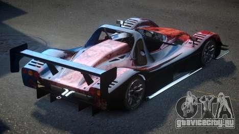 Radical SR8 GII S9 для GTA 4